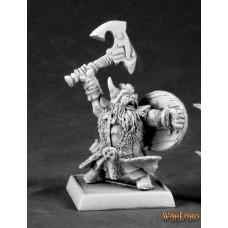 Krgmr, Rune Warrior