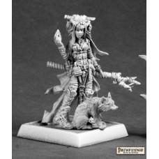 Feiya, Iconic Witch and Fox Familiar