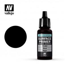 Surface Primer Black 70.602